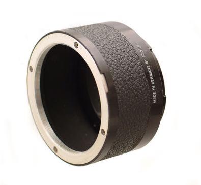 Copal No.3, Rolleiflex SL66, Adaptor